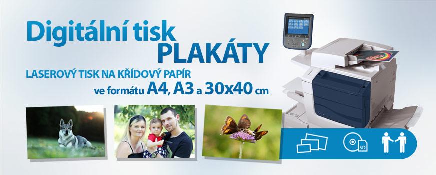 digitalni tisk - plakaty