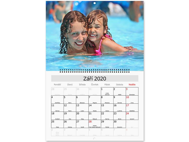 XXL kalendar A2
