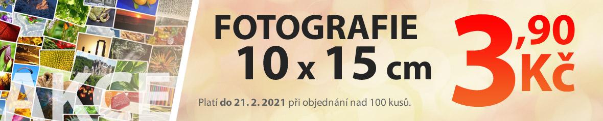 Akce na vyvolání fotek 10x15