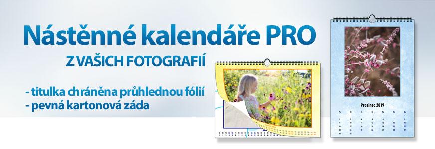 Jednoduché online objednání kalendáře z vašich fotek. Pěkný dárek.