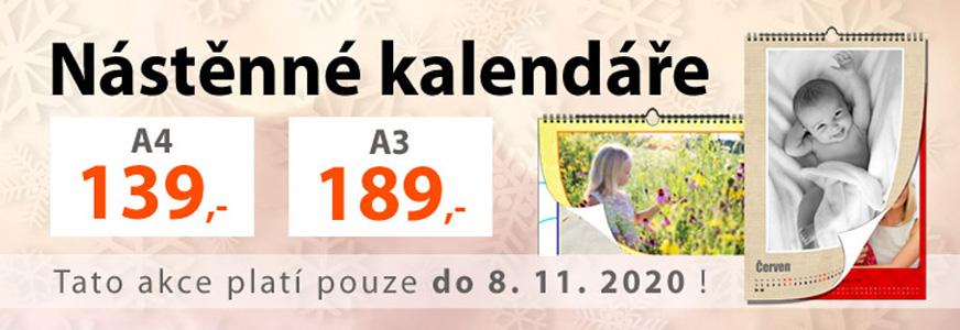 Sleva na fotokalendáře