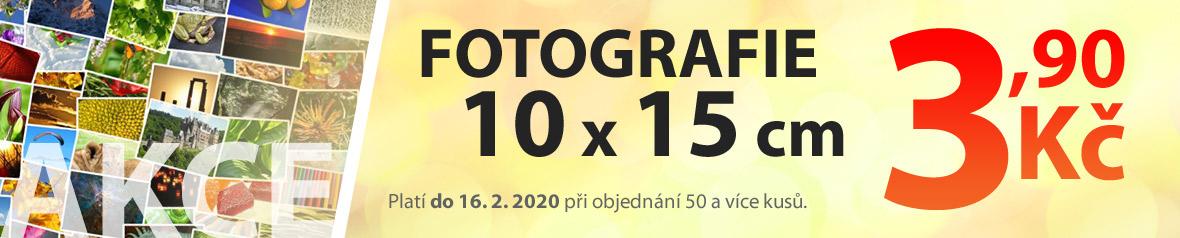 Akce, fotografie 10x15 jen za 3,90